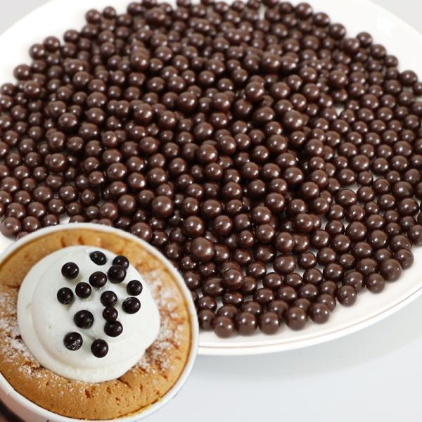 シリアル チョコレート スイート 3Kg(100g×30)パフチョコ 小麦クランチパフ チョコ  耐水性 生クリーム混合可 トッピング 業務用 大容量 メーカー直送品