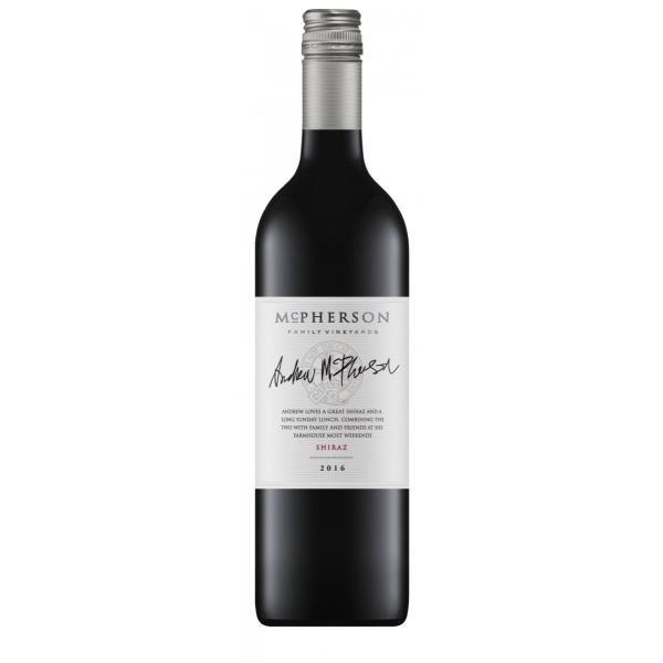 マクファーソン ファミリー シラーズ(オーストラリア赤ワイン750ml) uluruweb
