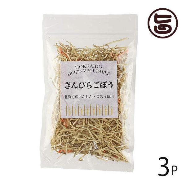 北海道乾燥野菜 きんぴらごぼう 30g×3P 美味香 北海道 土産 ドライベジタブル 国産野菜 送料無料