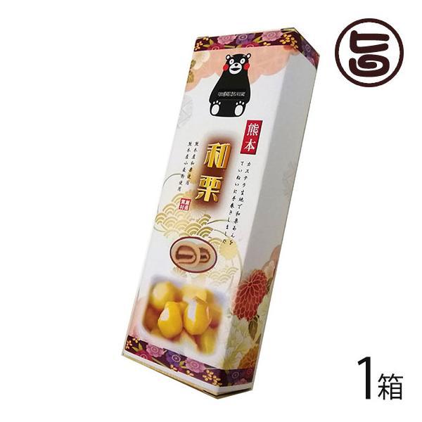 熊本和栗あん巻 細箱×1箱 イソップ製菓 熊本 土産 熊本土産 条件付き送料無料