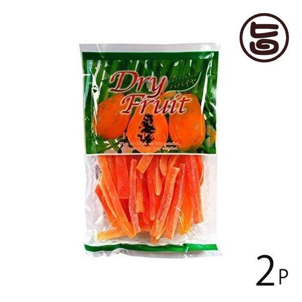 ドライフルーツ パパイヤ 180g×2袋 南風堂 沖縄 人気 定番 土産 乾燥果物 トロピカルフルーツ 送料無料