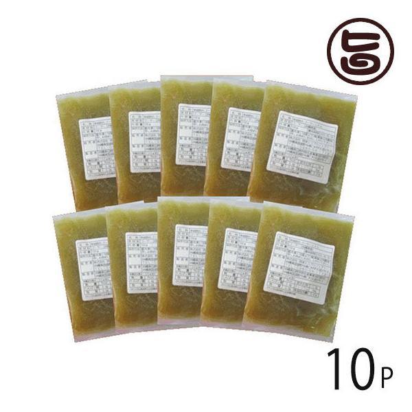 単細胞化ゴーヤーエキス 100g×10パック 琉球エコプロジェクト 沖縄産ゴーヤー使用 種も丸ごとピューレ 野菜 冷凍 お取り寄せ 条件付き送料無料
