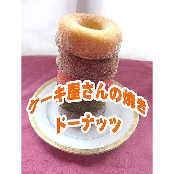 焼きドーナツ ヘルシードーナッツ。10個セット【送料無料】