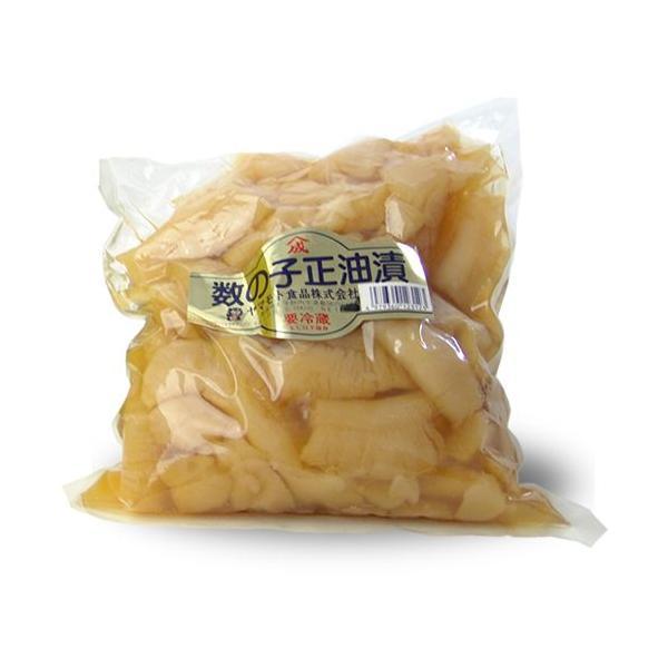 【クール便】サイズ混じり 数の子醤油漬【単品】1kg