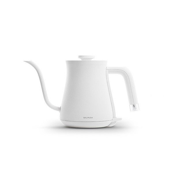 即納可 BALMUDA The Pot (バルミューダ ザ・ポット)  ホワイト ラッピング不可 送料無料|umd-tsutayabooks