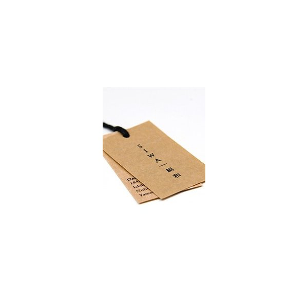 SIWA ブックカバー ブラウン  文庫サイズ |umd-tsutayabooks|03