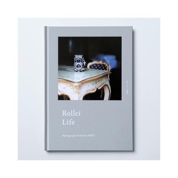 Rollei Life 著:MIKI|umd-tsutayabooks