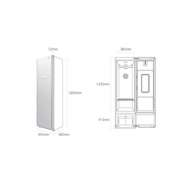 期間限定!ポイント10倍 LGエレクトロニクス(スタイラー ブラック)/S3BERB|umd-tsutayabooks|14