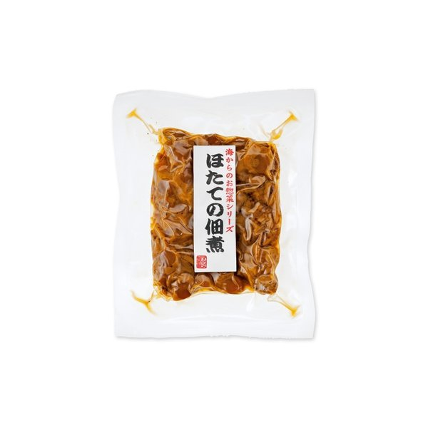 ほたての佃煮 70g|ume1