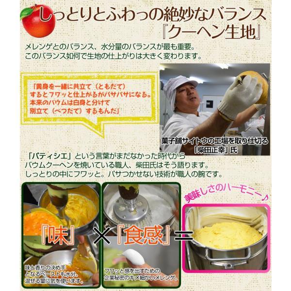 菓子 ギフト 送料無料 バームクーヘン りんご リアスのりんごの木 1個 900g前後 冷蔵|umeebeccyasannriku|05