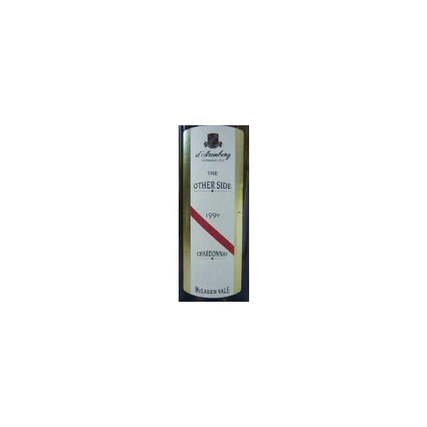 ダーレンベルグ・アザー・サイド・シャルドネ1999年750ml(オーストラリア白ワインwine)