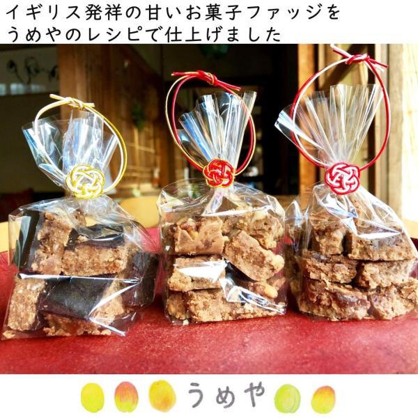 お菓子詰め合わせギフトお得プレゼント話題のスイーツお取り寄せ有名洋菓子お礼常温うめやファッジ3種類セットFCWP