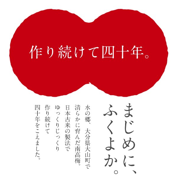 ご家庭用 豊の香梅 小梅干し 300g|umeyano|05