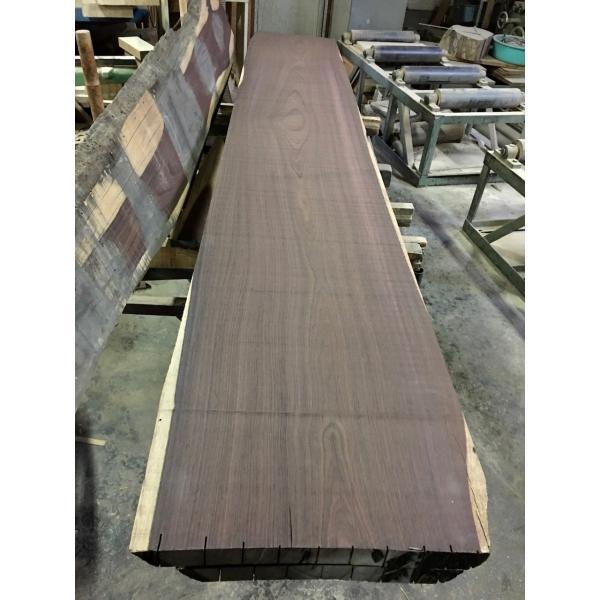 本紫檀(インドローズ)長さ約3.3メートル幅約52センチ厚さ45ミリ umi-premium