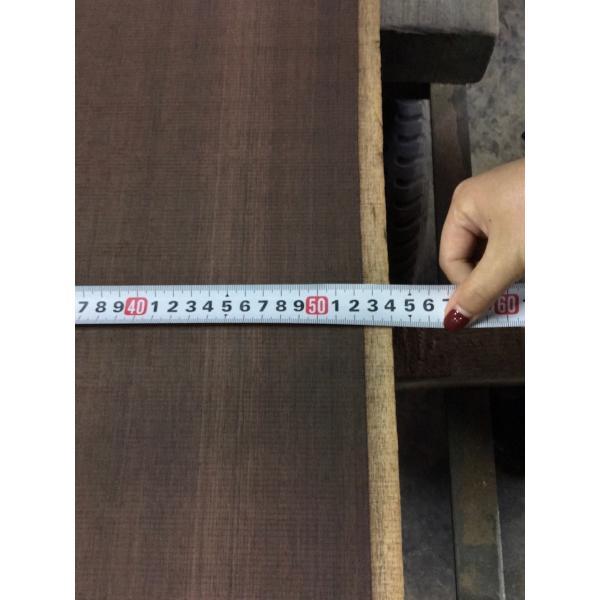 本紫檀(インドローズ)長さ約3.3メートル幅約52センチ厚さ45ミリ umi-premium 03