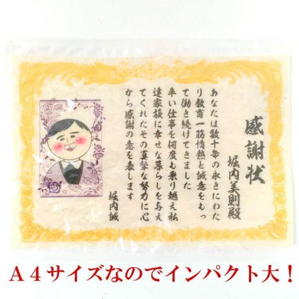 食べられる感謝状(表彰状)A4サイズ|uminekotayori|03