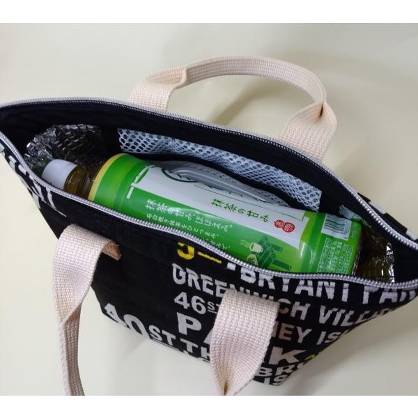 保冷ランチバッグ お弁当トートバッグ HB-003|umiumi-pocket|08