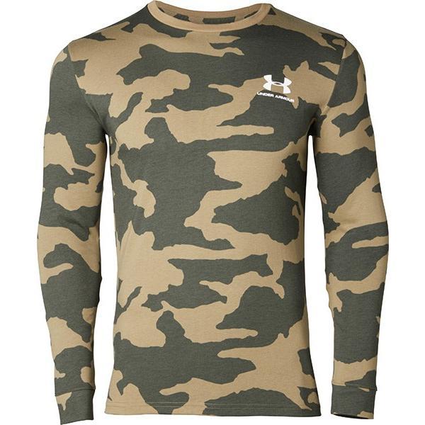 セール価格【公式】アンダーアーマー tシャツ UA カモ ロングスリーブ ( トレーニング トレーニングウェア フィットネス ウェア/Tシャツ/MEN メンズ )