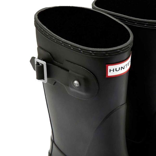 HUNTER(ハンター)レインブーツ 長靴 オリジナルショート Womens Original Short WFS1000RMA