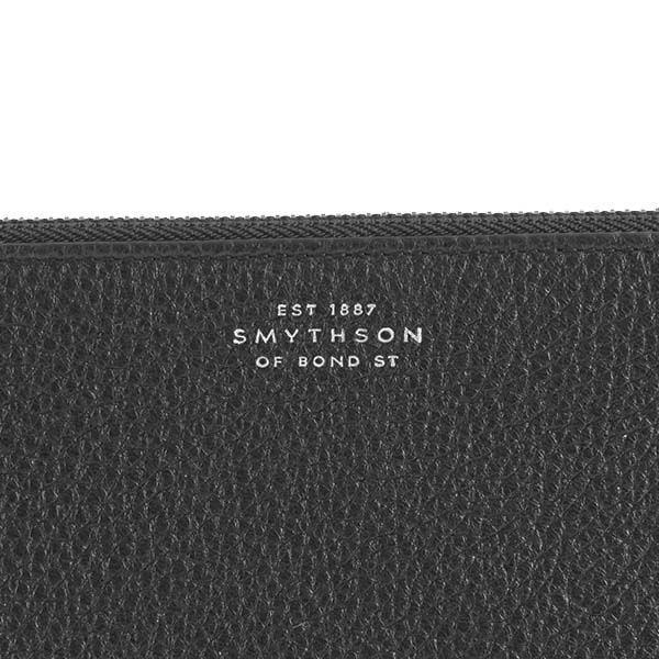 SMYTHSON(スマイソン)クラッチバッグ 1017312 BLACK
