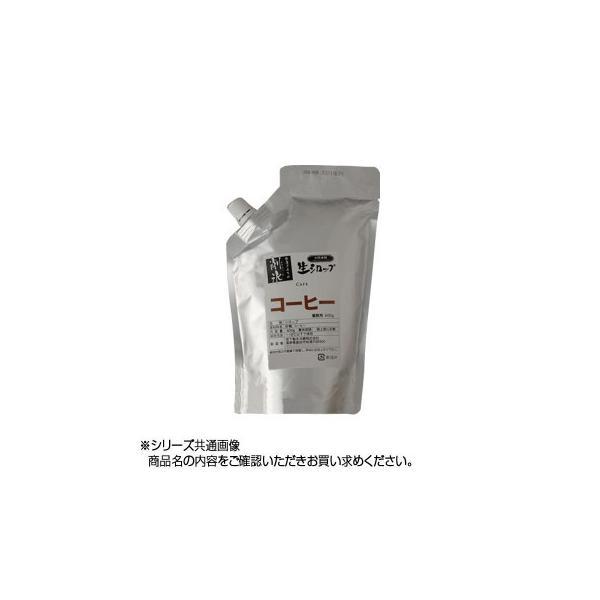 かき氷生シロップ コーヒー 業務用 600g 3パックセット
