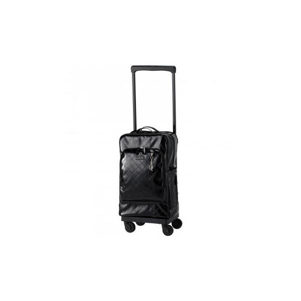 SWANY スワニー キャリーバッグ D-420 エマイロIV (L21) ブラック (4輪ストッパー付) 42090