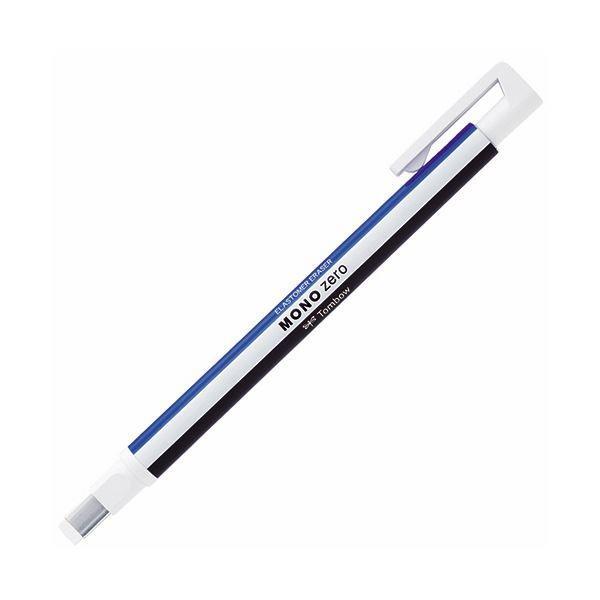(まとめ) トンボ鉛筆 ホルダー消しゴム モノゼロ角型 EH-KUS 1個 〔×30セット〕〔沖縄離島発送不可〕