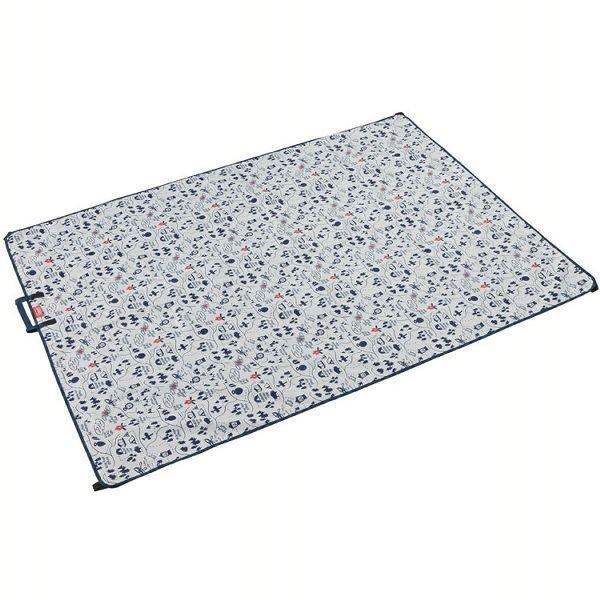 レジャーシート キャンプマップ 200×145 コールマン (D)