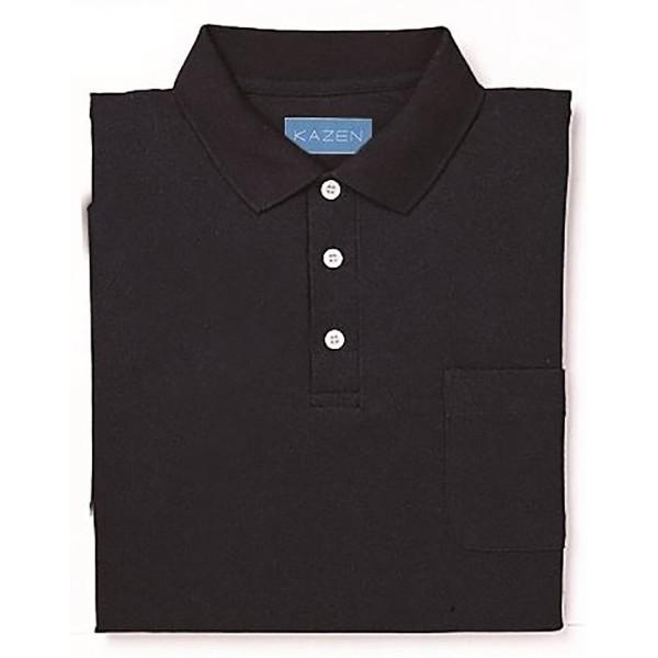 医療 ポロシャツ 介護 スポーツ 男女兼用 半袖 KAZEN CARE 237 uniform-japan 08