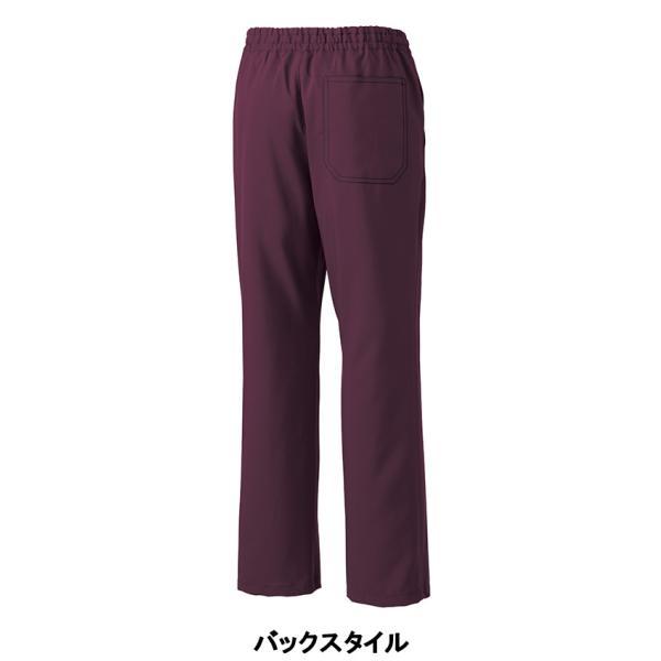 ミズノ 医療 スクラブ パンツ 白衣 スラックス 男女兼用  MZ-0022 uniform-japan 03