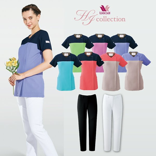 上下セット/スクラブ/パンツ/HI701/HI301/送料無料/ワコール/HIコレクション/医療/レディース/女性用/wacoal|uniform-net-shop