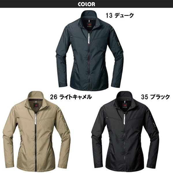 空調服(バートル エアークラフト)2018年新型(リョービリチウムイオンバッテリー+ファン)AC1011B-3L-5L|uniform100ka|02
