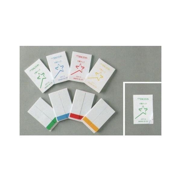ニュースタクリン付箋タック(緑)(30冊/箱) SCFTG ガードナー