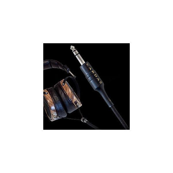 CARDAS カルダス ヘッドフォンケーブル Clear Light Headphone Cable 1/8 plug 1.0m HD650用