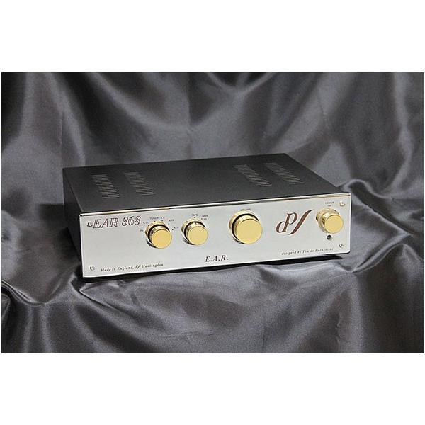 EAR イーエーアール 管球式コントロールアンプ EAR 868PL 価格お問い合わせ下さい。