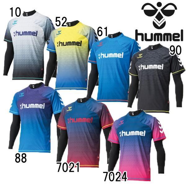 サッカー ウェア ヒュンメル hummel HPFC プラシャツ インナーセット unionspo