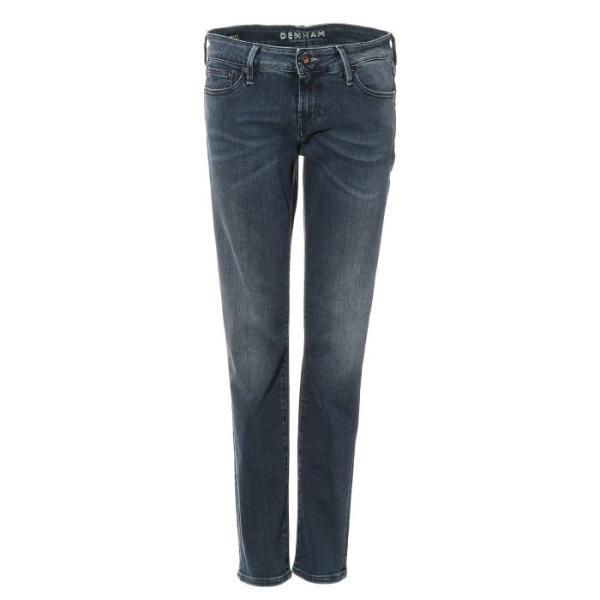 SALLY FDB DENHAM デンハム レディース デニムパンツ 28190-2-11035 L30 STRAIGHT FIT ジーンズ デニム denim jeans チェーンステッチ 裾上げ無料