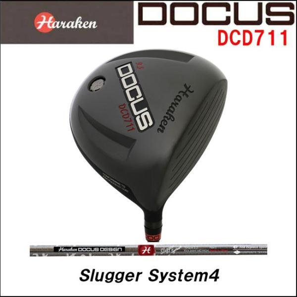ドゥーカス DOCUS メンズ ゴルフクラブ DCD711 メンズ ドライバー DOCUS Slugger System4|unitedcorrs