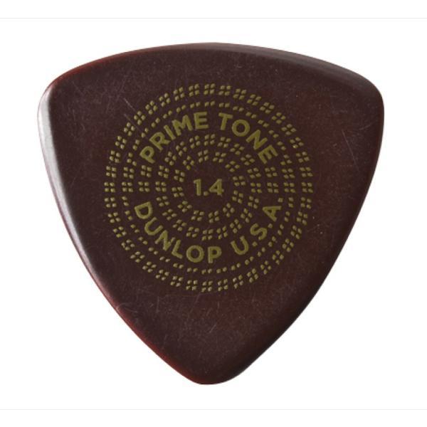 Jim Dunlop Primetone Sculpted Plectra Triangle (513P) ダンロップ ピック 3枚入り (1.4mm)
