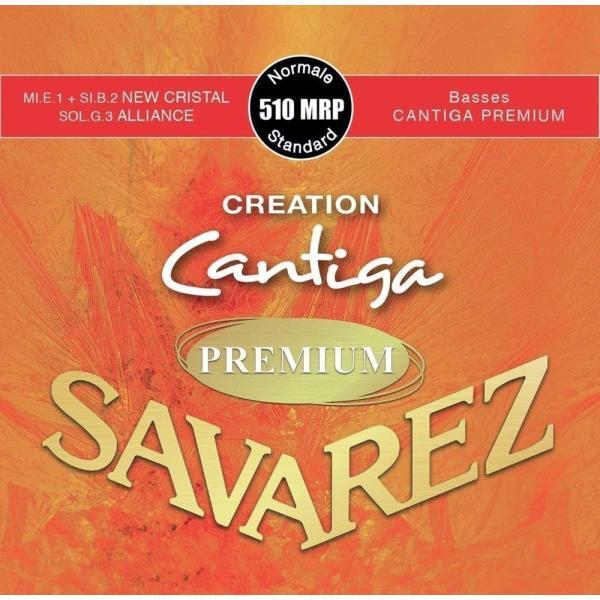 SAVAREZ510MRPCREATIONCantigaPREMIUMクラシックギター弦