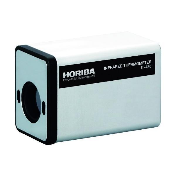 (温度計・湿度計)堀場 放射温度計 微小スポットタイプ IT-480S
