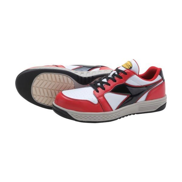 """(プロテクティブスニーカー)ディアドラ 安全作業靴""""グレーブ"""" GR312-270"""