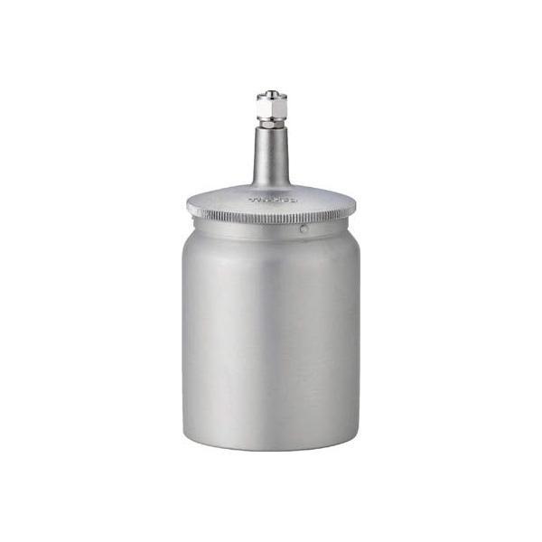 (スプレーガン)トラスコ 塗料カップ 吸上式用 容量1.0L 取付G3/8  SC-10-3