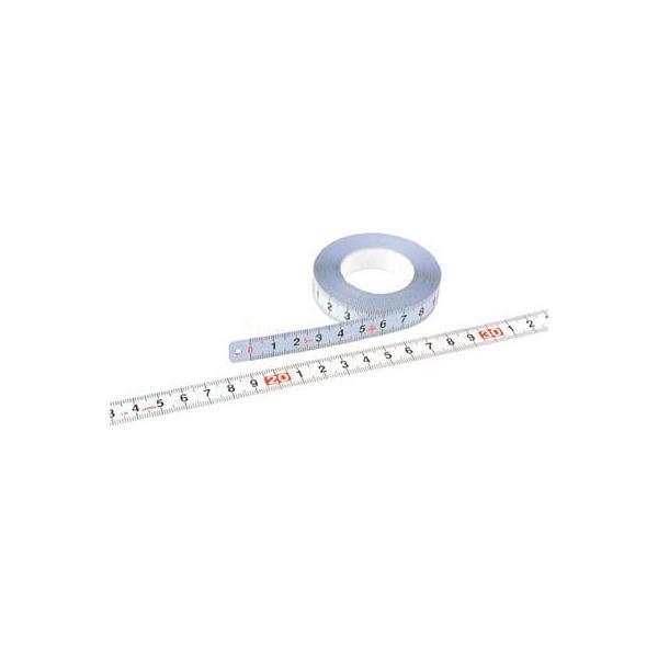 (定規 ものさし 直尺)ムラテックKDS セッティングメジャー振り分け目盛5  STC13-05BP