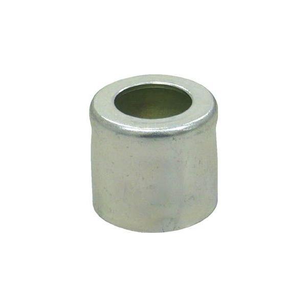 (パイプシステム式作業台 作業テーブル)スペーシア 静電差込式金属キャスター用キャップJBー108  JB-108