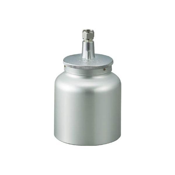 (スプレーガン)トラスコ 塗料カップ 吸上式用 容量1.2L  TSC-12-3