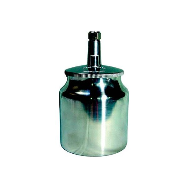 (スプレーガン)デビルビス 吸上式塗料カップアルミ製(容量700CC)G1/4  KR-470-2
