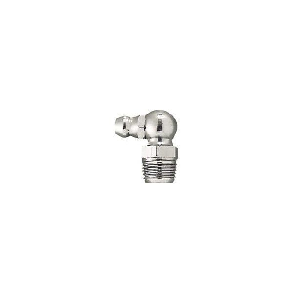 (グリスガン)エーゼット グリースニップル真鍮90−1/8PT 3個入 GB707