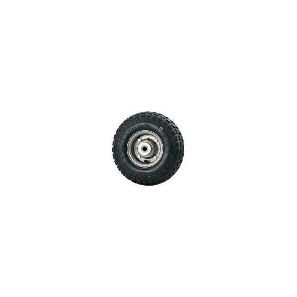 (一輪車 リヤカー)昭和 アルミホイル付タイヤ  350-5