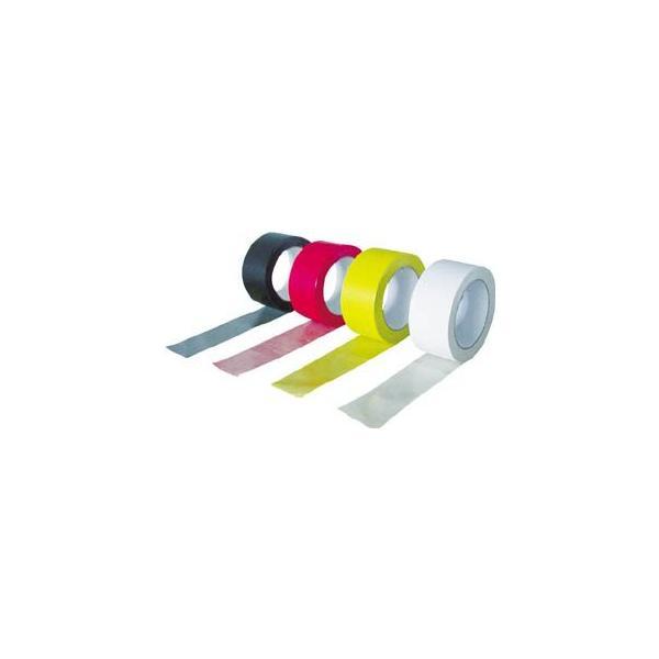 (梱包 テープ)オカモト 布テープカラーOD−001 白 (30巻入) OD-001-W